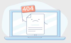 خطا 404 چیست
