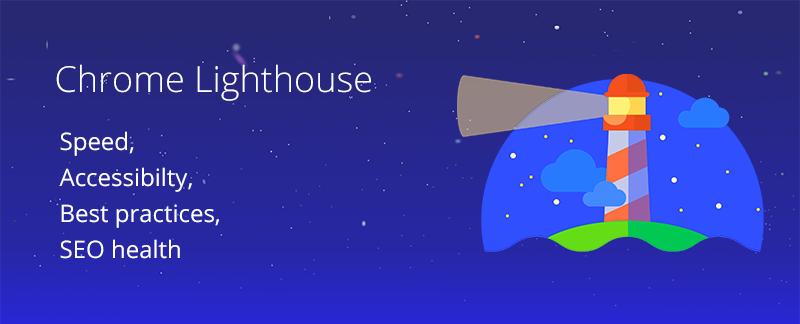 Chrome Lightouse