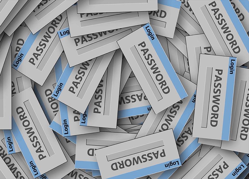 انتخاب رمز عبور مناسب