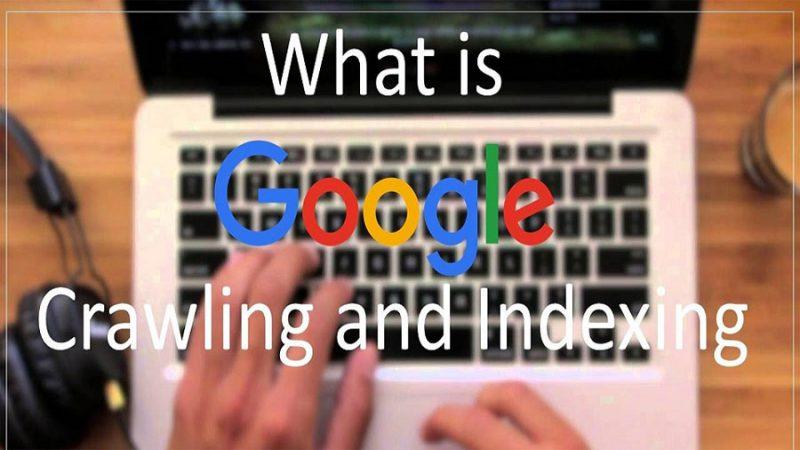 index گوگل