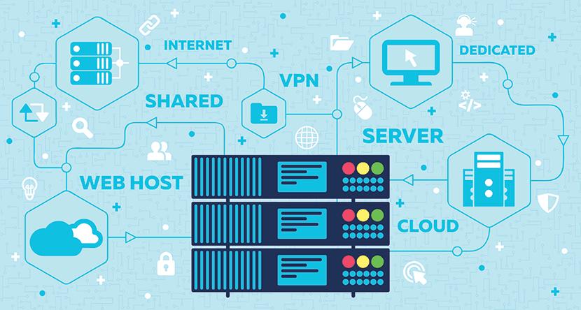 مقایسه سرور اختصاصی یا سرور خصوصی مجازی