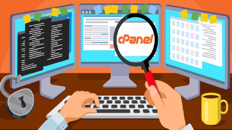 بارگذاری سایت در cPanel