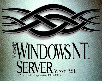 سیر تکامل از ویندوز سرور 3.51  NT