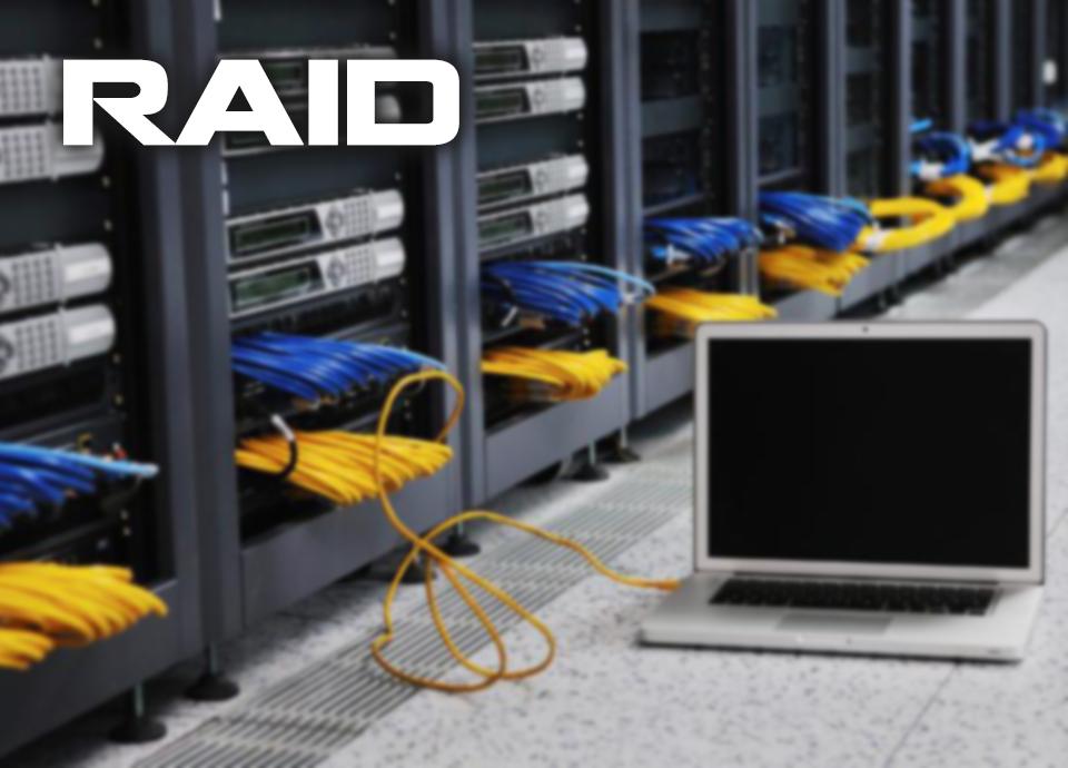 معرفی RAID