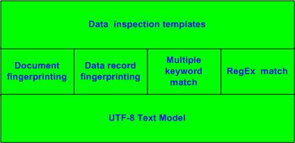 چارچوب قالب اطلاعات DLP