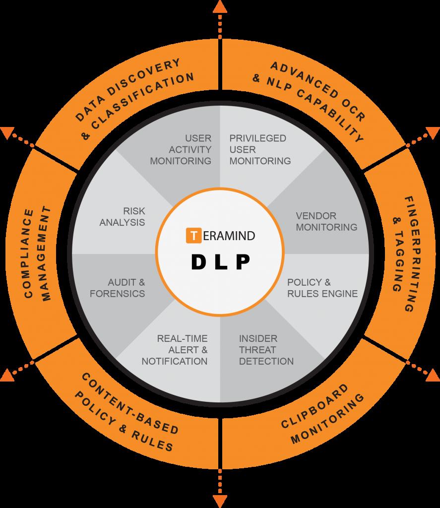 کاربردهای DLP
