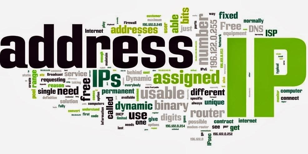 تبدیل آدرس IP