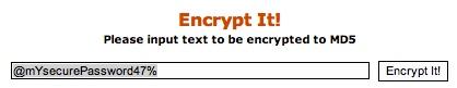 بازیابی پسورد وردپرس - رمزگزاری پسورد جدید