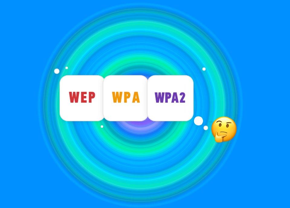 تفاوت های رمزنگاری WPA, WEP ,WPA2 در وای فای
