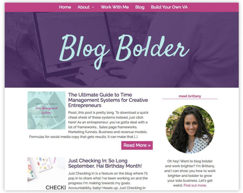 وبلاگ های شخصی