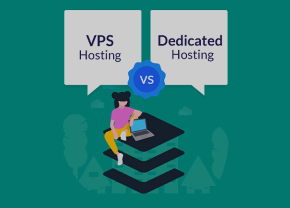 تفاوت سرور اختصاصی با VPS
