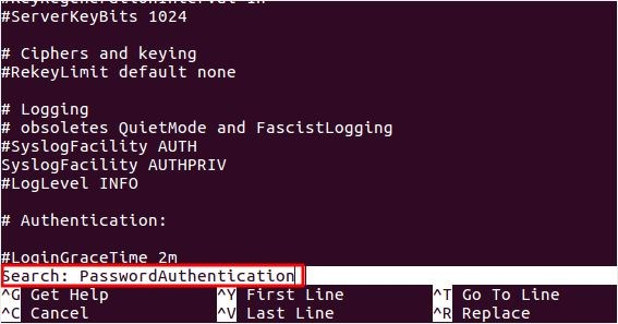 نحوه غیرفعال کردن رمز ورود احراز هویت SSH در VPS لینوکس