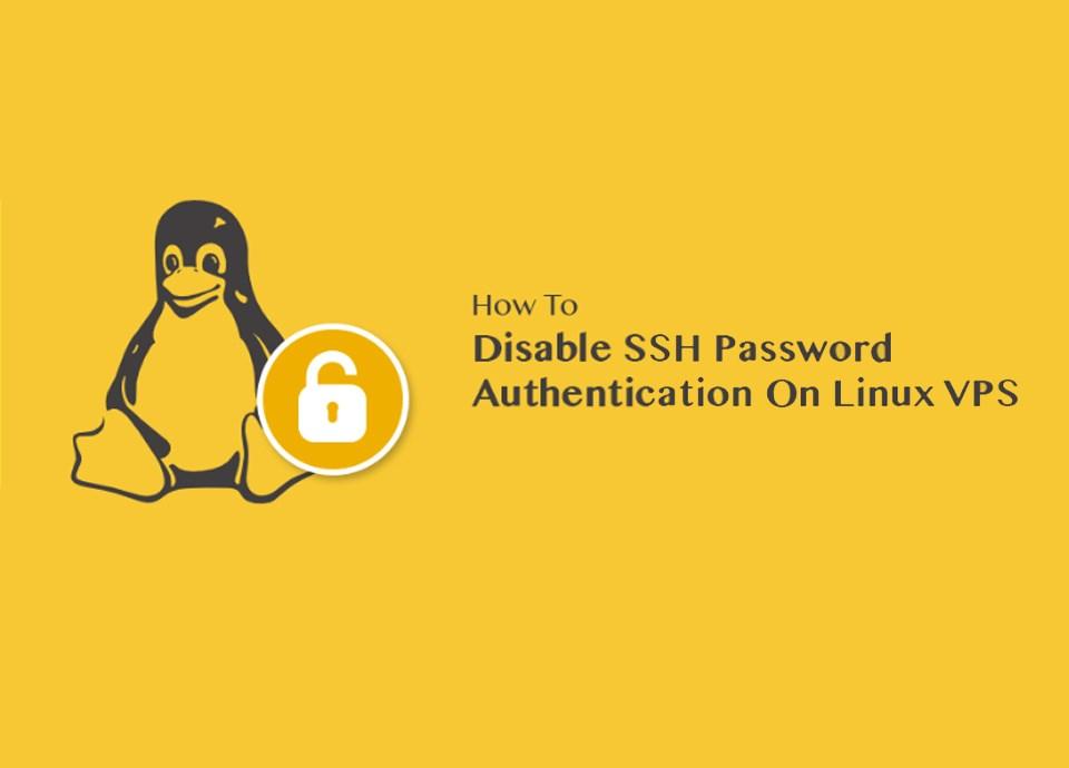 غیرفعال کردن رمز ورود احراز هویت SSH در VPS لینوکس