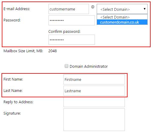 آموزش کامل ایجاد ایمیل در solid cp