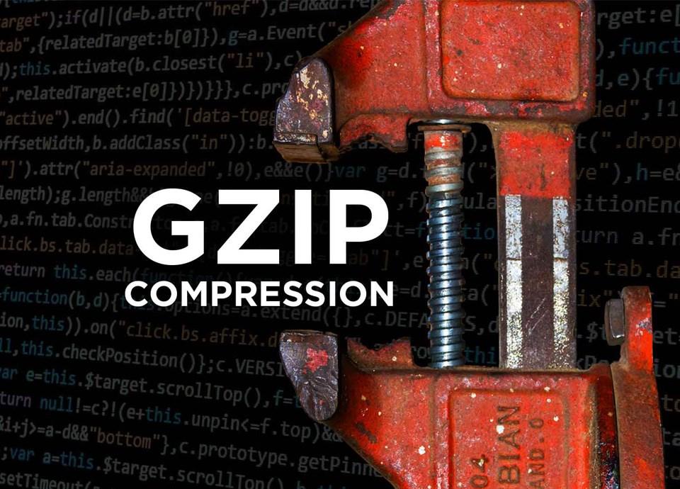 نحوه فعال سازی فشرده سازی Gzip