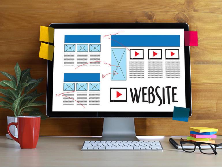 چگونه وب سایت بسازیم؟