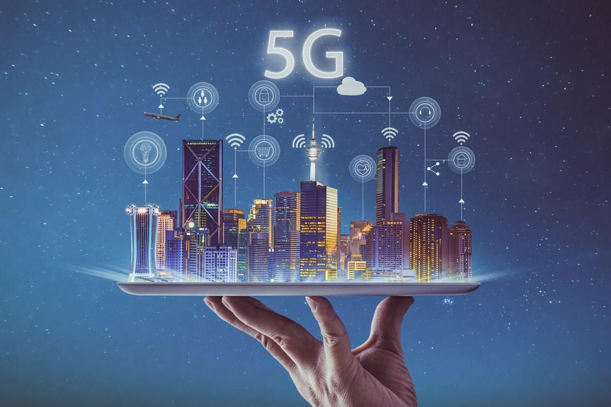 معرفی شبکه 5G