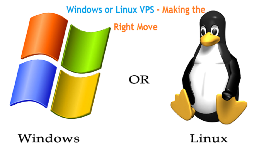 Windows or Linux vps