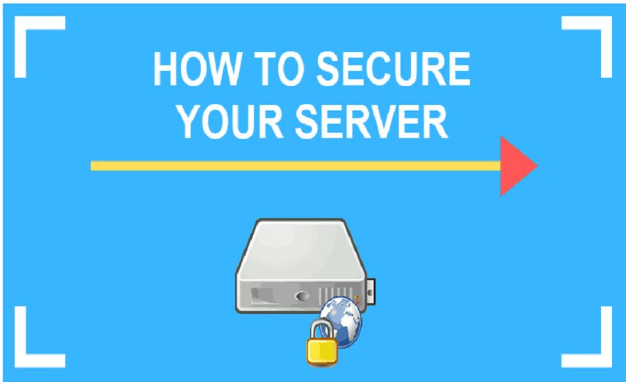 امنیت سرور