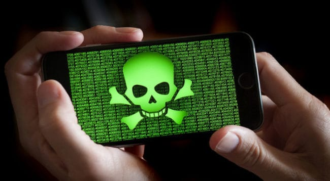 نرم افزارهای جاسوسی موبایل