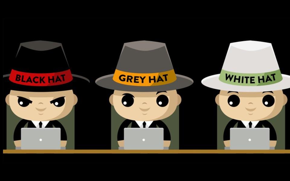 انواع هکر ها