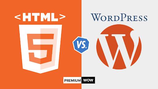 WordPress و HTML