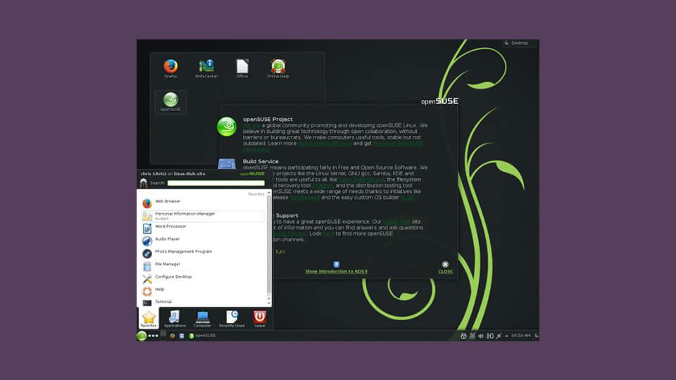 openSUSE / SUSE Linux Enterprise
