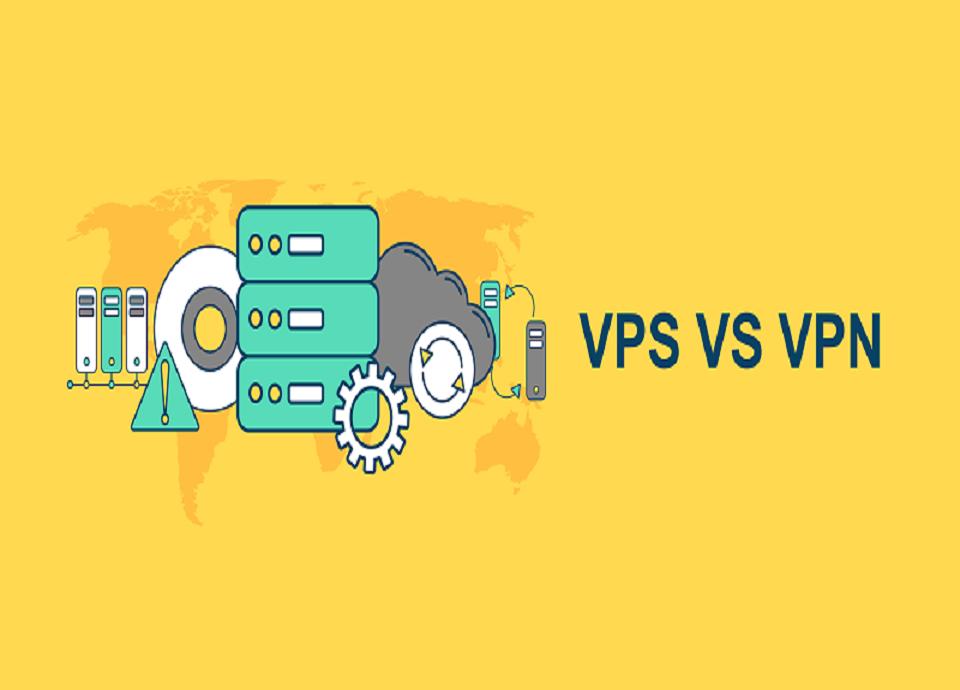 تفاوت های VPN و VPS در چیست؟