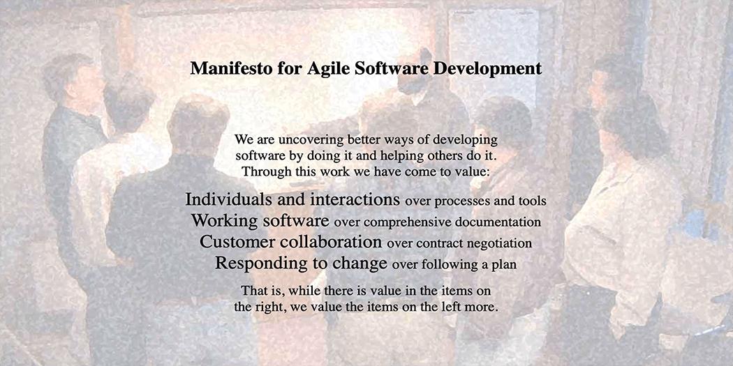 روش کلاسیک Agile Development , مقدمه بر ساخت وب اپلیکیشن