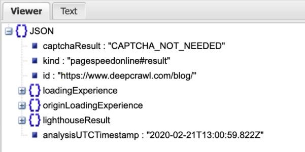 یک نماینده آنلاین JSON درپایتون  انداره گیری عمل کرد سایت با پایتون