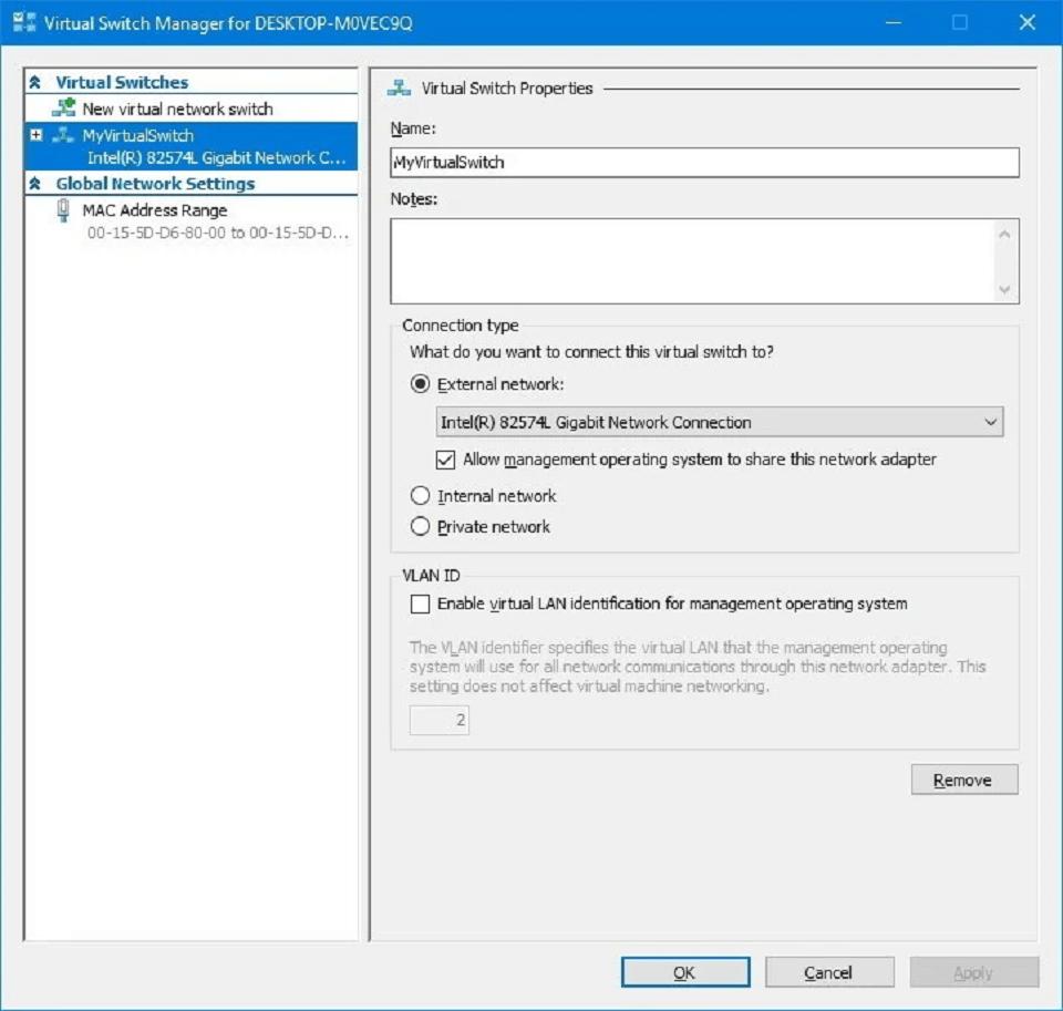 مراحل نصب لینوکس توسط هایپروی