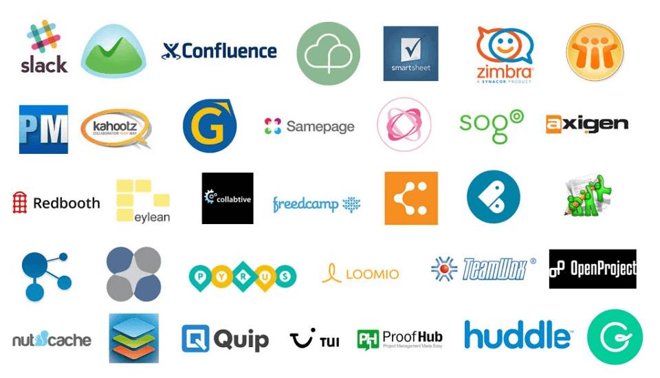 تکنولوژی در دوران کرونا : نرم افزار های همکاری