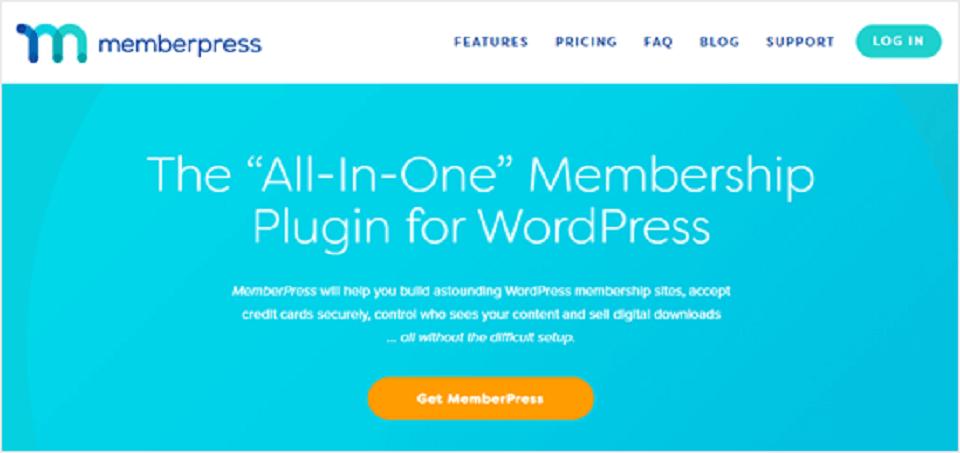 افرونه های پرداخت وردپرس : memberpress