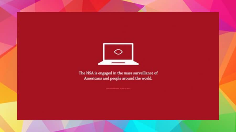 وب سایت NSA Red