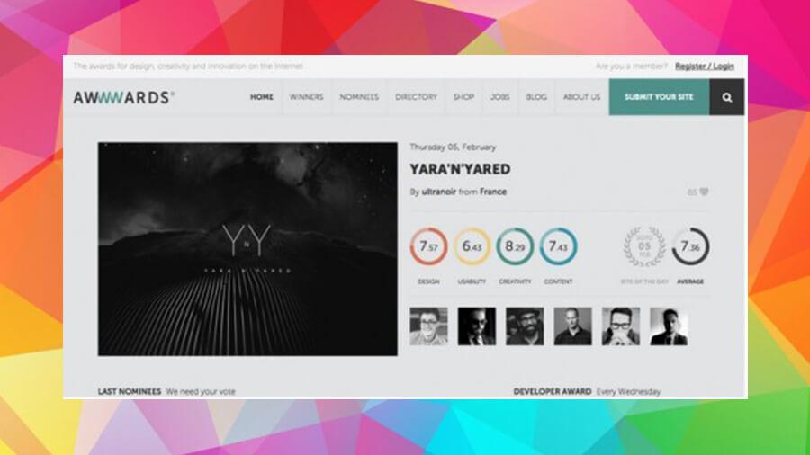 رنگ طراحی سایت: رنگ خاکستری