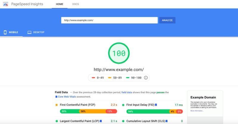وارد کردن URL