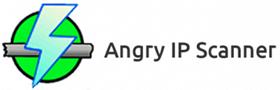 ابزار هک اخلاقی angry ip scanner