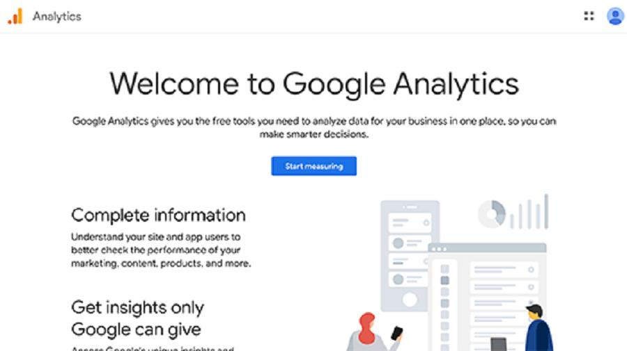 ثبت نام در Google Analytics برای آمار بازدید در وب سایت وردپرسی
