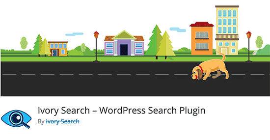 Ivory Search پلاگین جستجوی وردپرس