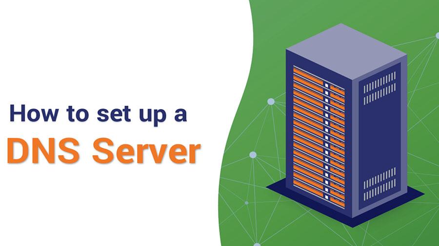 نصب DNS Server در ویندوز سرور