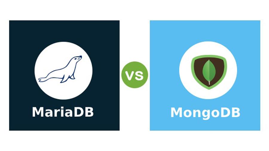 مقایسه MongoDB و MariaDB