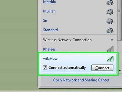اتصال به اینترنت در شبکه محلی