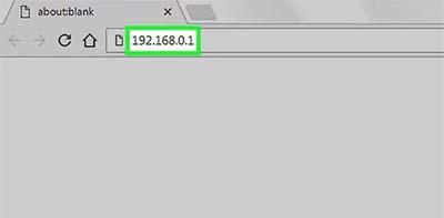 ورود به حساب ادمینستریتور در شبکه بی سیم لوکال