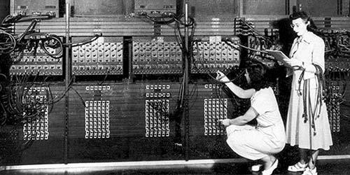 اولین کامپیوتر ساخته شده در دنیا