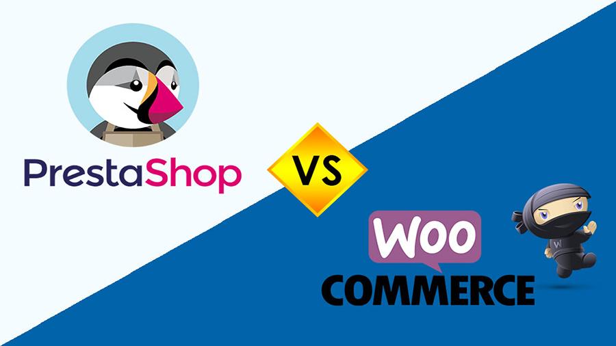 PrestaShop و WooCommerce