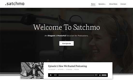9. Satchmo