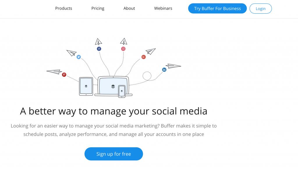 نمونه ای از گوشه های گرد تر در طراحی وب سایت