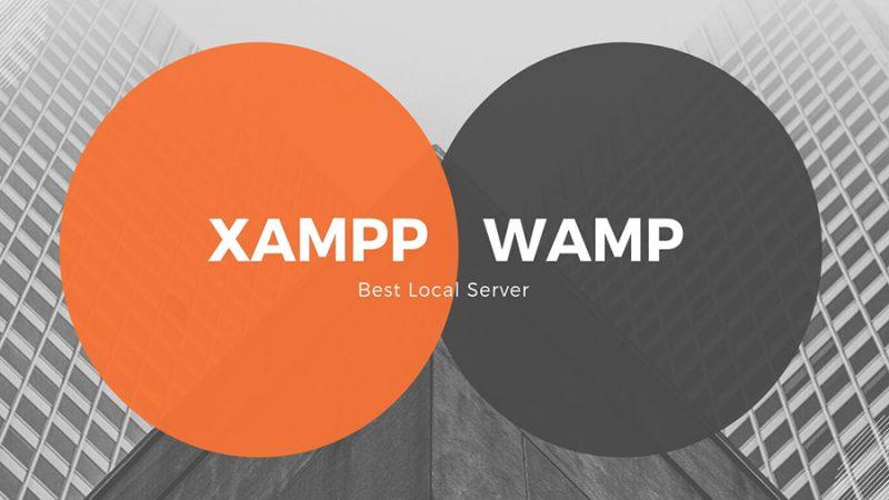 تفاوت XAMPP و WAMP