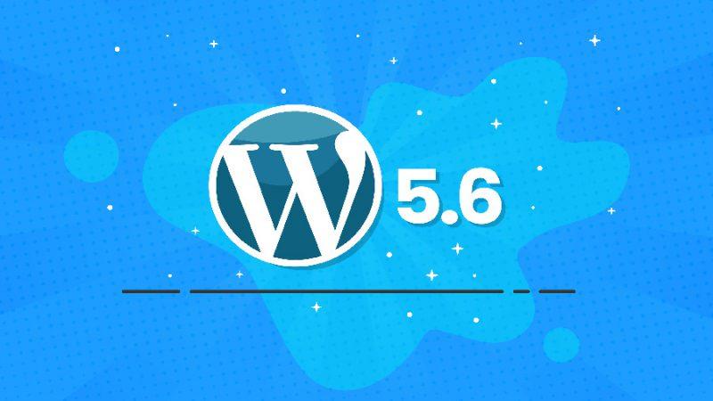 WordPress 5.6