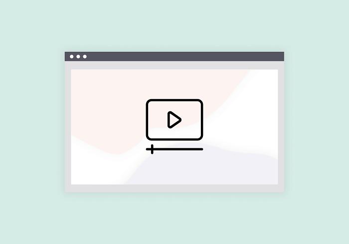 سفارشی سازی هدر ویدیویی